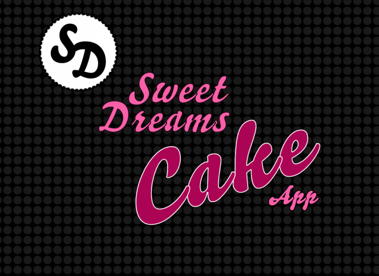 Sweet Dreams Cake App